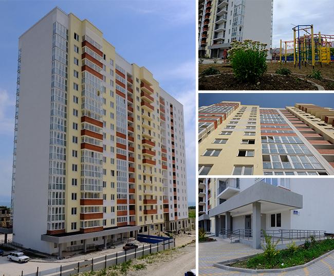 Новороссийск коммерческая недвижимость 2009 г офисные помещения под ключ Задонский проезд